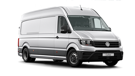 vw crafter price