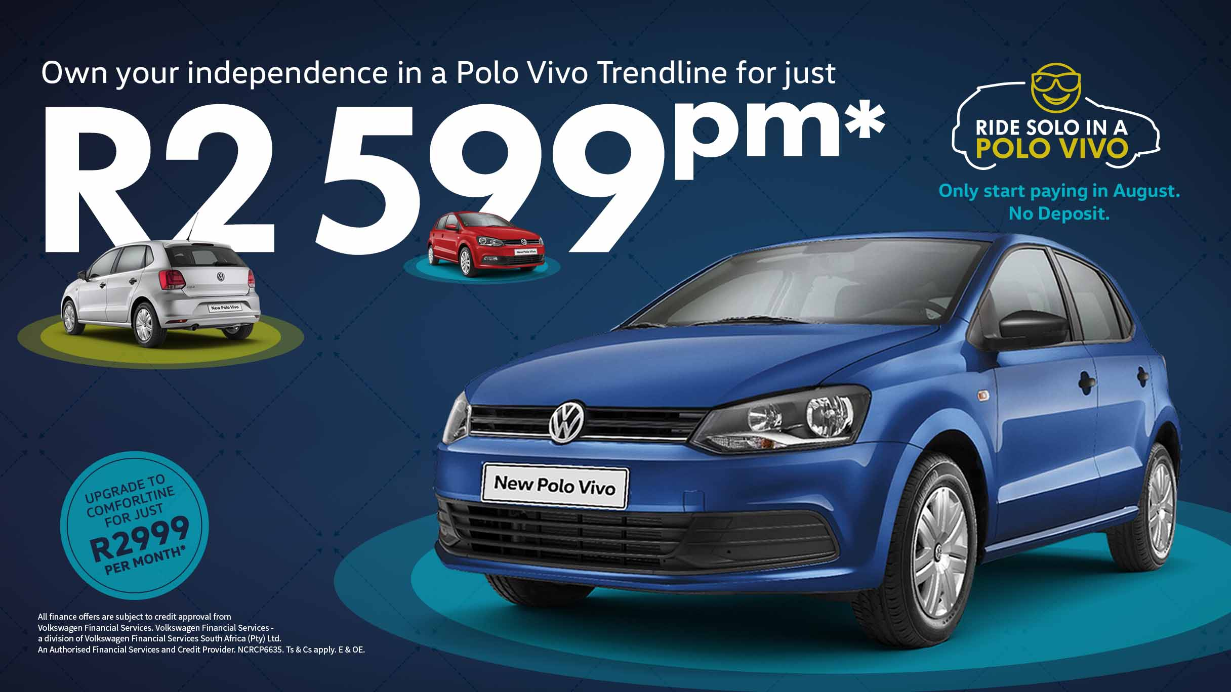 Polo Vivo car offer